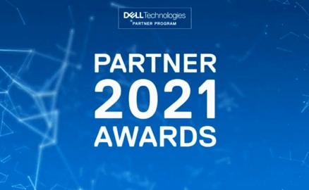 Comtegra partnerem roku 2021 Dell Technologies!